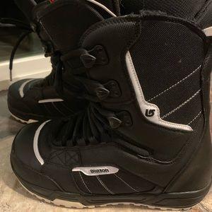 Men's Burton Snowboarding Boots